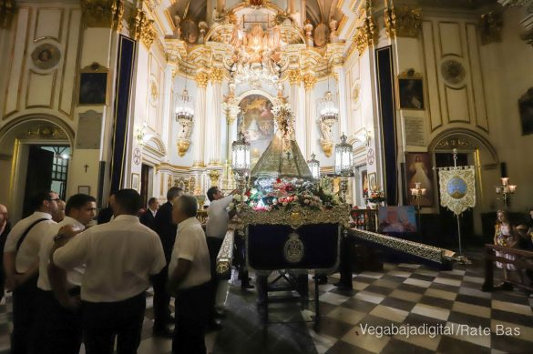 Miles de personas acompañan a la Virgen de Monserrate a su Santuario 53