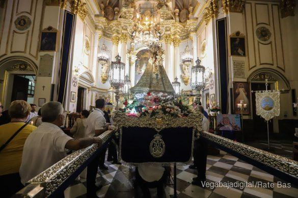 Miles de personas acompañan a la Virgen de Monserrate a su Santuario 55
