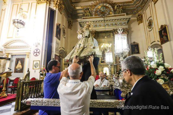 Miles de personas acompañan a la Virgen de Monserrate a su Santuario 57