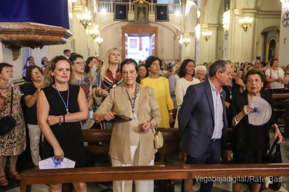 Miles de personas acompañan a la Virgen de Monserrate a su Santuario 59