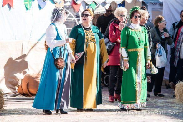 Rafal vuelve al medievo durante el fin de semana 50