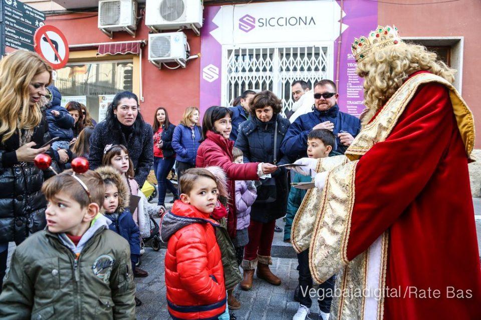 Recepción de los Reyes Magos en Orihuela 6