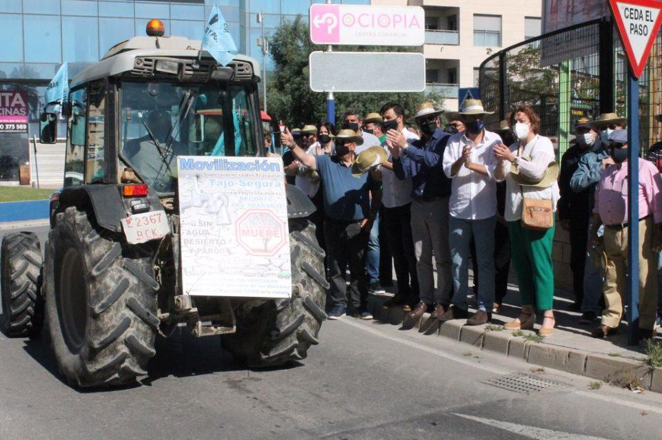 ASAJA llama a la asistencia a la manifestación por el Trasvase en Madrid 6