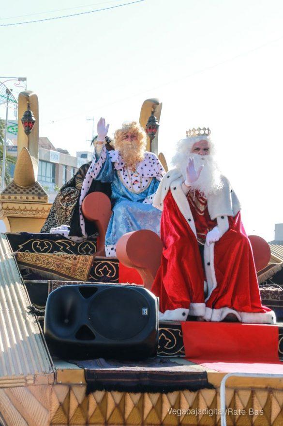 Los Reyes Magos también llegan a Orihuela Costa 92
