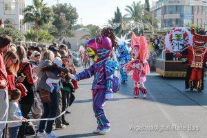 Los Reyes Magos también llegan a Orihuela Costa 101