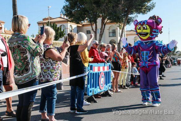 Los Reyes Magos también llegan a Orihuela Costa 90