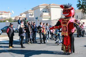 Los Reyes Magos también llegan a Orihuela Costa 105