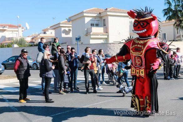 Los Reyes Magos también llegan a Orihuela Costa 87