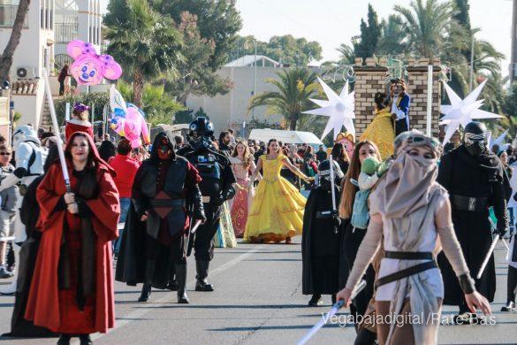 Los Reyes Magos también llegan a Orihuela Costa 85