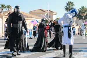 Los Reyes Magos también llegan a Orihuela Costa 113