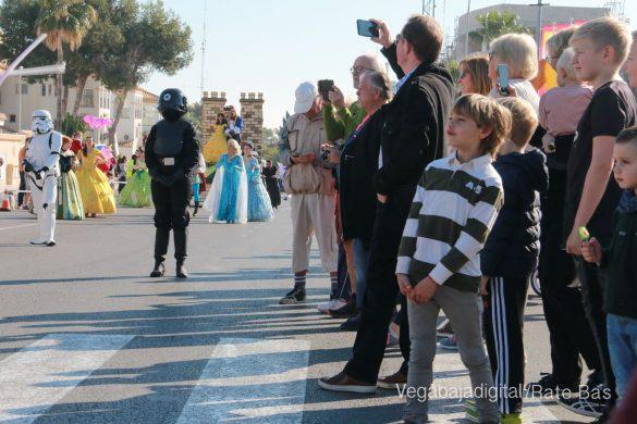 Los Reyes Magos también llegan a Orihuela Costa 78
