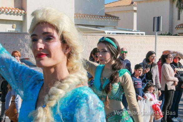 Los Reyes Magos también llegan a Orihuela Costa 71