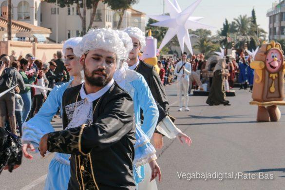 Los Reyes Magos también llegan a Orihuela Costa 66