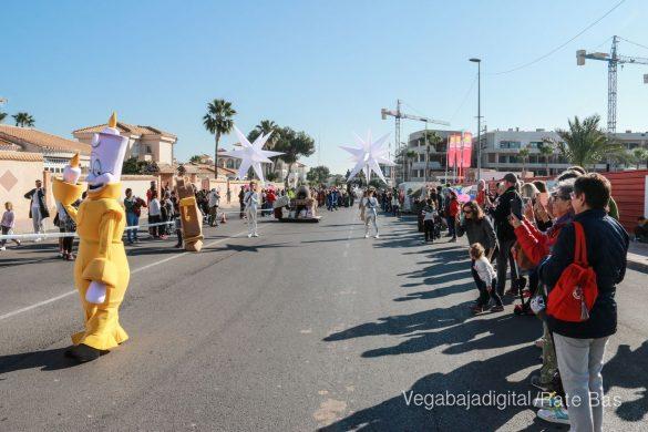 Los Reyes Magos también llegan a Orihuela Costa 65