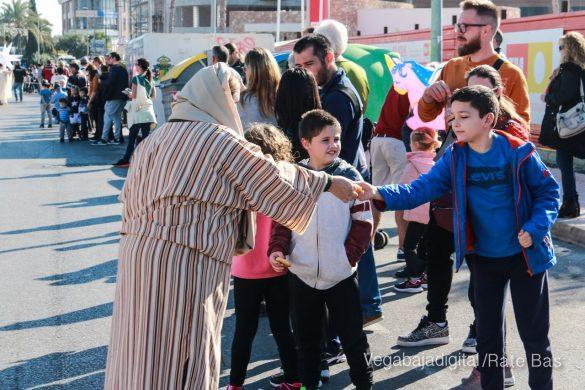 Los Reyes Magos también llegan a Orihuela Costa 63