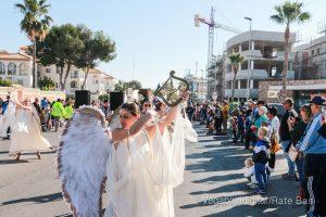 Los Reyes Magos también llegan a Orihuela Costa 133