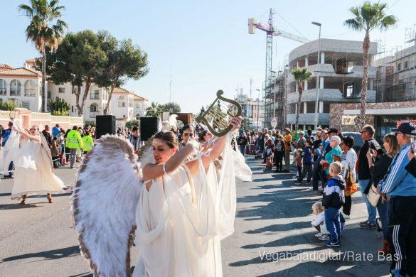 Los Reyes Magos también llegan a Orihuela Costa 59