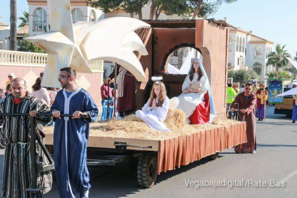 Los Reyes Magos también llegan a Orihuela Costa 58
