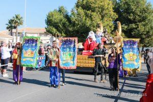 Los Reyes Magos también llegan a Orihuela Costa 138