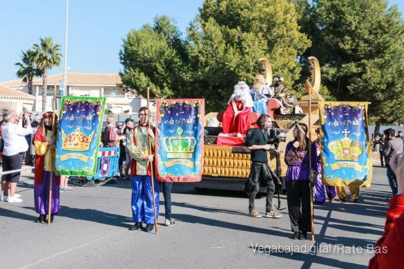 Los Reyes Magos también llegan a Orihuela Costa 54