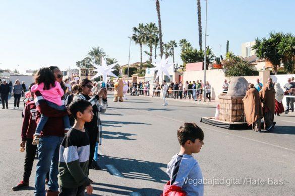 Los Reyes Magos también llegan a Orihuela Costa 50