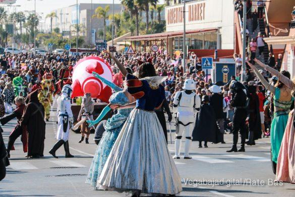 Los Reyes Magos también llegan a Orihuela Costa 44