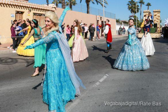 Los Reyes Magos también llegan a Orihuela Costa 42