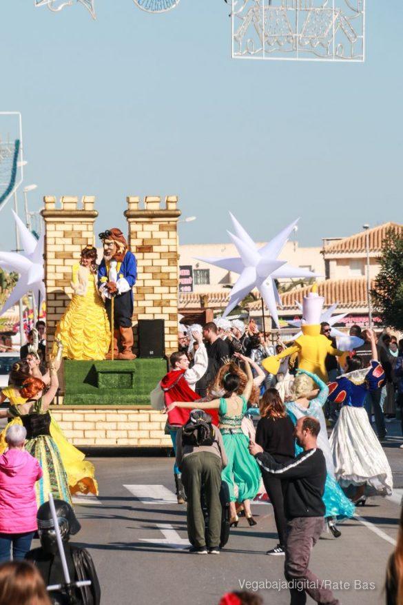 Los Reyes Magos también llegan a Orihuela Costa 37