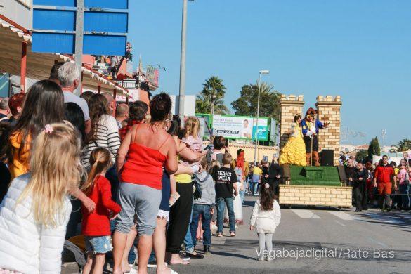 Los Reyes Magos también llegan a Orihuela Costa 35