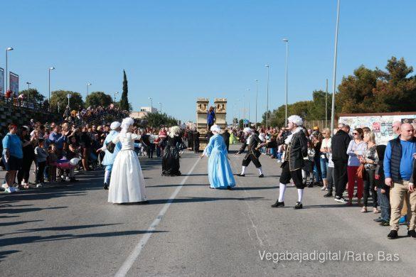 Los Reyes Magos también llegan a Orihuela Costa 33
