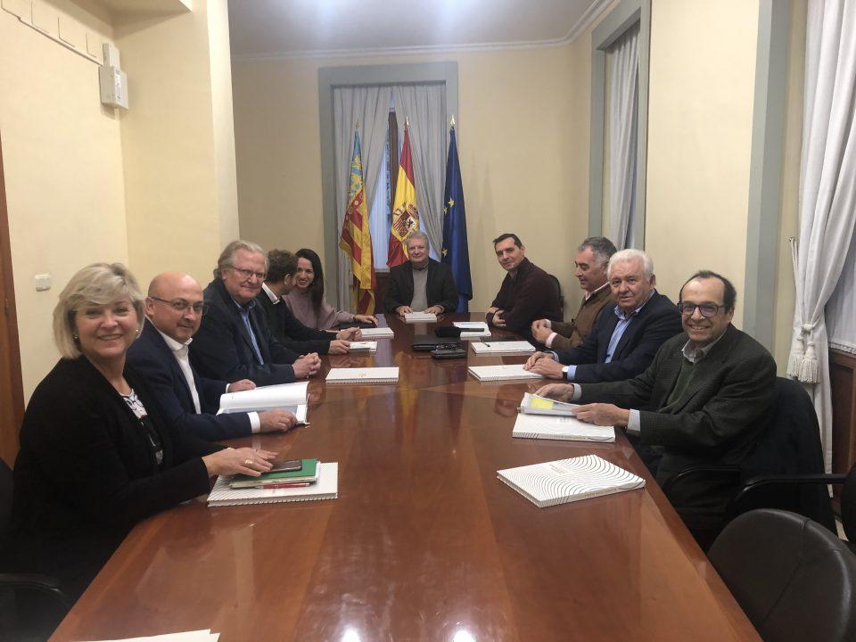 El Plan Vega Renhace y el Consell Valenciano de Cultura se reúnen para coordinar acciones 6