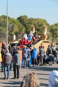 Los Reyes Magos también llegan a Orihuela Costa 163
