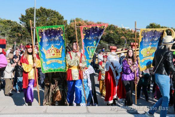 Los Reyes Magos también llegan a Orihuela Costa 28