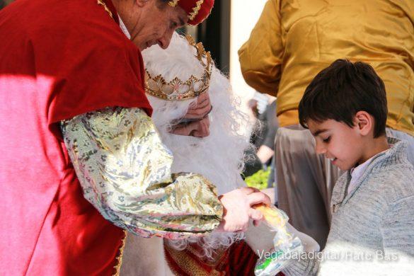 Los Reyes Magos también llegan a Orihuela Costa 14