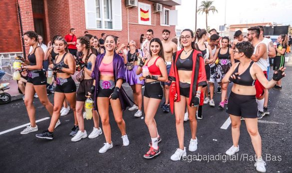 Desfile multicolor de Benferri 33