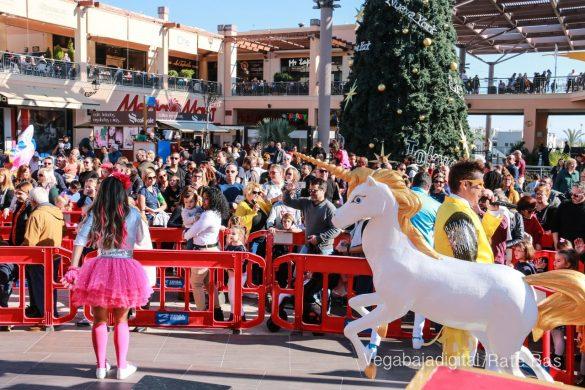 Los Reyes Magos también llegan a Orihuela Costa 10