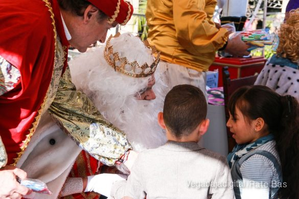 Los Reyes Magos también llegan a Orihuela Costa 9