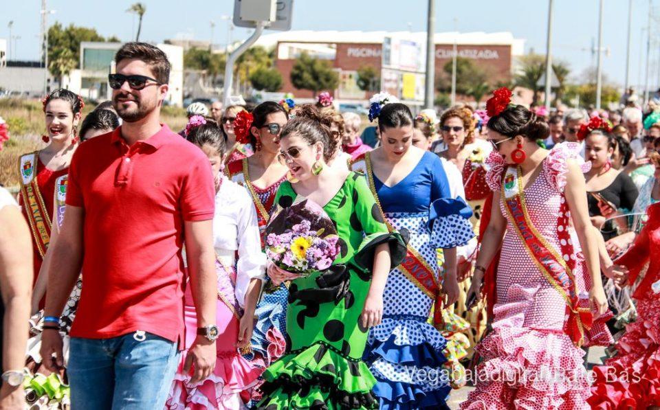 Miles de personas disfrutan en Pilar de la Horadada de la Feria de Sevillanas 6