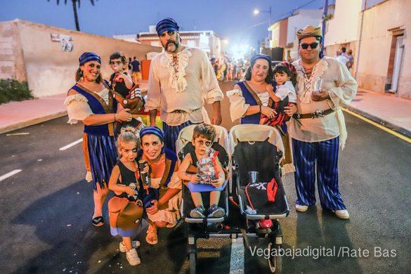 Desfile multicolor de Benferri 13