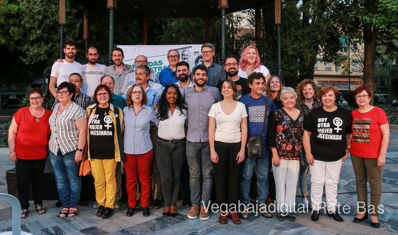Mitin Cambiemos -CLARO-Unidas Podemos 6