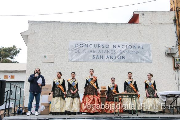 La mejores imágenes de las fiestas de San Antón en Orihuela 49