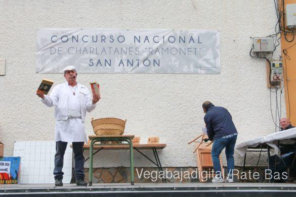 La mejores imágenes de las fiestas de San Antón en Orihuela 51