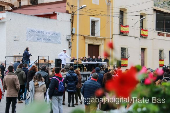 La mejores imágenes de las fiestas de San Antón en Orihuela 54