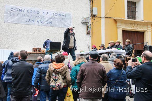 La mejores imágenes de las fiestas de San Antón en Orihuela 76