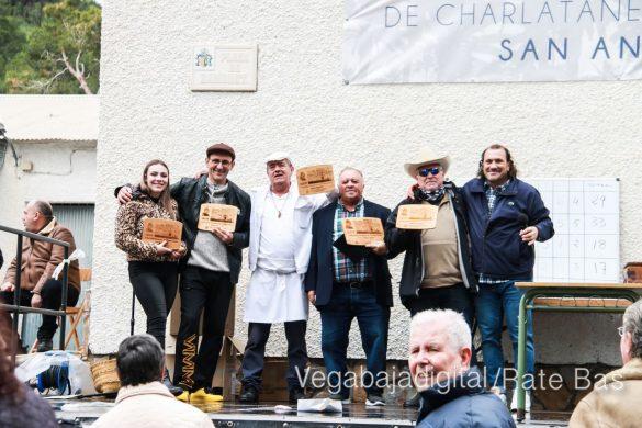 La mejores imágenes de las fiestas de San Antón en Orihuela 85