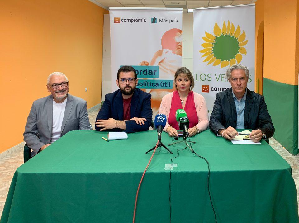 Més Compromís-Mas País reclamará al Estado el desdoblamiento de la N332 por Torrevieja 6