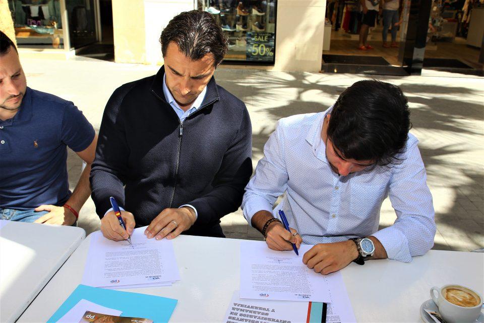 Eduardo Dolón (PP) se compromete con los jóvenes torrevejenses 6
