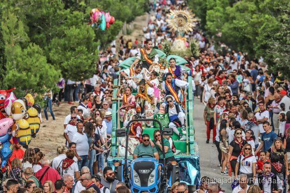 La Romería del Pilar en Benejúzar, más multitudinaria que nunca 13