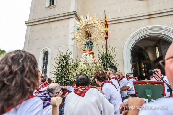 La Romería del Pilar en Benejúzar, más multitudinaria que nunca 10