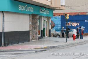 Así están las calles de Orihuela durante el estado de alarma 8
